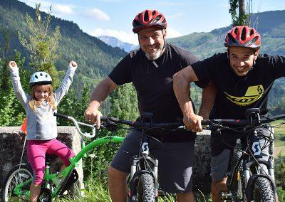 Bicicletas eléctricas con rutas y paseos para todos